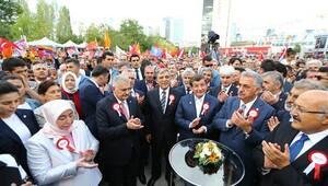 AK Parti 15. yılını kutladı