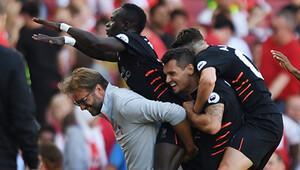 Arsenal 3-4 Liverpool / MAÇIN ÖZETİ