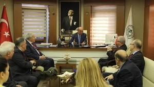 Fair Play Konseyi Giresun Belediyesi'ni ziyaret etti