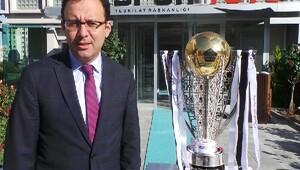 Beşiktaşın kupasına rekor ziyaret