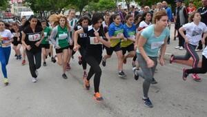 Keşan'da Gençlik Koşusu yapıldı