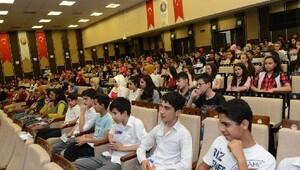 KSÜ, 'Kızlar Okula, Kadınlar İşe' projesine ev sahipliği yaptı