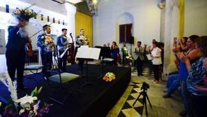 'Borusan Quartet'ten şehitler için Sarıkamış Türküsü
