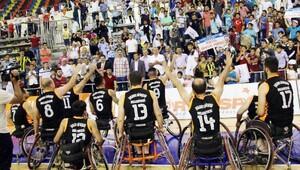 Şanlıurfa Büyükşehirli engelli basketçiler Süper lige yükseldi