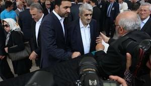 (Ek bilgilerle) - İbrahim Bodur için cenaze töreni. Erdoğan: Soyadı gibi 'bodur' değildi tam tersine o bir 'dev'di