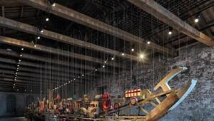 Venedik Bienali 15. Uluslararası Mimarlık Sergisi'deki Türkiye Pavyonu açıldı