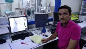Çanakkale Devlet Hastanesinde ilk