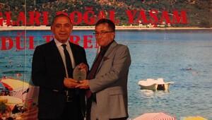 Tuncel Kurtiz Kazdağları Doğal Yaşam Ödülleri dağıtıldı
