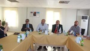 AB Konseyi Genel Sekreterinden Suriyelilere ziyaret