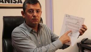 CHP'li Özel'den, 'İzmir Marşı'nda değişiklik için Başbakan Yıldırım'a istifaya çağrısı