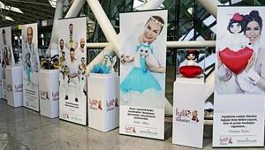 İyilik bebekleri organ bağışı için İzmirde