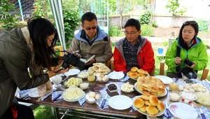SERKA, Japon eko turizmcileri ağırladı