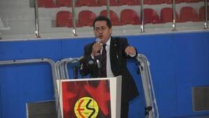 Eskişehirsporda yeni Başkan Halil Ünal
