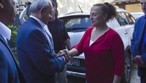 Kılıçdaroğlu, Yaşar Nuri Öztürkü evinde ziyaret etti