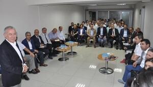 CHP'de koordinasyon toplantısında katı atık gerginliği