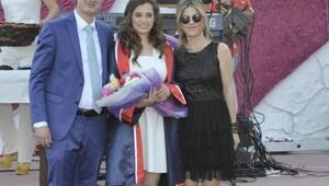Söke'de mezuniyet heyecanı