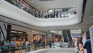 Park Forbes Alışveriş Merkezi açıldı