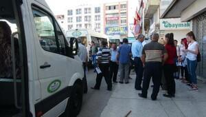 Kilisli öğrenciler LYSye Gaziantepte girdi