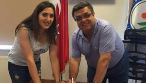 Nilüfer Belediyespor Dilara'yı kadrosuna kattı