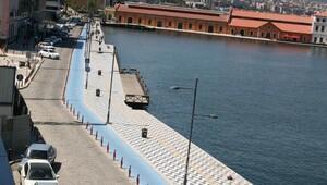 İzmir'de pazartesi yeni sıcaklık rekoru bekleniyor