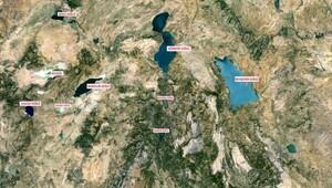 Antalya ve Burdur havzalarının kuraklık raporu çıkacak