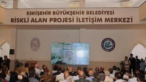 Eskişehir Riskli Alan Projesi iletişim merkezi açıldı