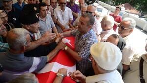 Yaşar Nuri Öztürk son yolculuğuna uğurlanıyor (1)