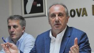 CHP'li İnce: Davutoğlu, son hafta kendine kaç araç ve personel tahsis etti