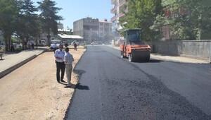 Yollar yenileneyor