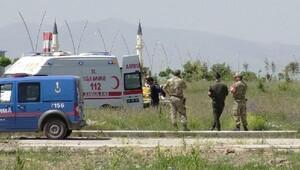 Sarıkamış'ta çatışmada 2 asker yaralandı,, 4 terörist ölü ele geçti