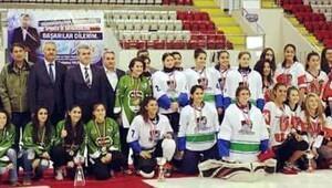 Genç Kadınlar Liginde İlk Şampiyon Narman