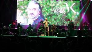 Volkan Konaktan Çeşme'de konser