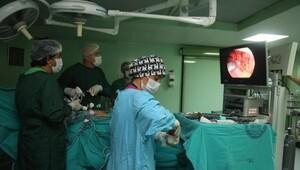 YENİDEN-Prostat tümörüne laparoskopik ameliyat