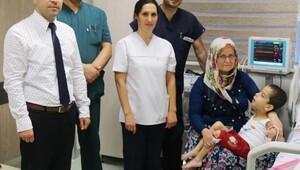 Alanya ADSMde engelli hastalara diş tedavisi