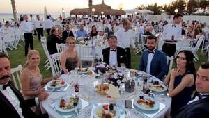 Çeşmeliler bu düğünde buluştu