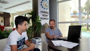 Torbalı'da öğrencilere TEOG desteği