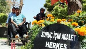 HDP'li Yüksedağ: Suruç'taki karanlık el açığa çıkmazsa, Türkiye'de darbe bertaraf edilmeyecektir