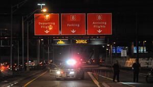 JFK Havalimanı'nda 'silahlı saldırı' paniği