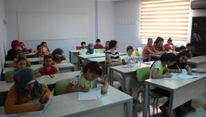 Kilis'te yaz kursları başladı