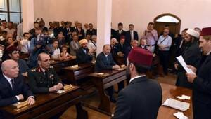 Erzurum Kongresi'nin 97'nci yıl dönümü törenle kutlandı