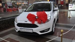 Park Bornova'da Ford Focus talihlisini buluyor