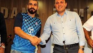 Adana Demirspor Sercan Kaya ile sözleşme imzaladı