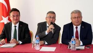 Burdur'da siyasi partiler ve STK'lardan ortak deklarasyon