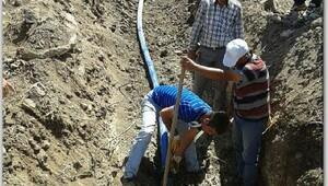 Kilis'te içme suyu çalışması sürüyor
