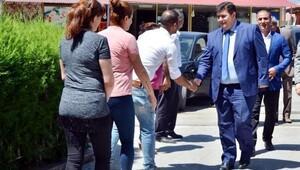 Vali Arslantaş belde belediyelerinde