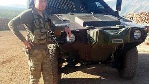 Şehit uzman çavuş Osman Yıldırım son yolculuğuna uğurlandı