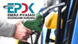 EPDK 16 şirkete 4,1 milyon lira ceza