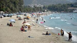 Kuşadası'nda sahil işgaline karşı savaş