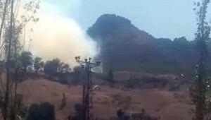 Hozat'ta PKK karakola saldırdı (3)