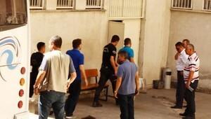 Kırıkkale'de 30 emniyet mensubu adliyeye sevk edildi